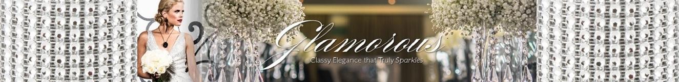 glamorous wedding theme